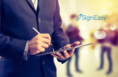SignEasy Announces Major App Modernization with Support for iOS 13 and iPadOS