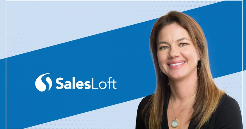 MarTech Interview with Sydney Sloan, CMO at SalesLoft