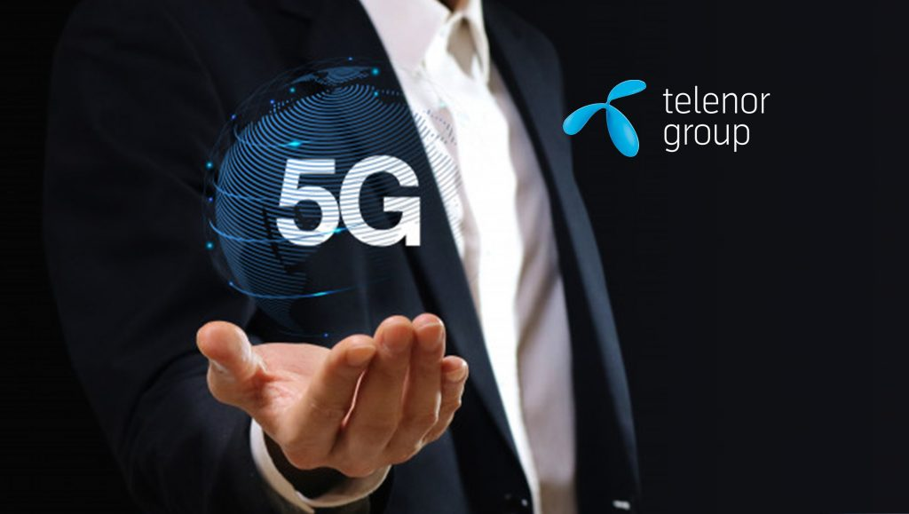 Telenor to Pilot 5G on Top of the World