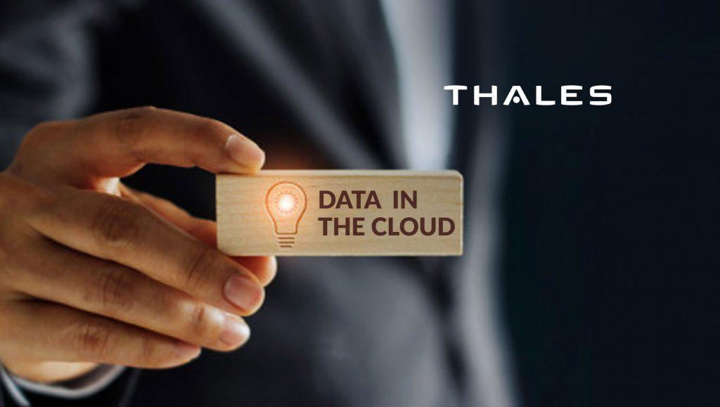 Thales Study: Organizations Worldwide Failing to Adequately Protect Sensitive Data in the Cloud