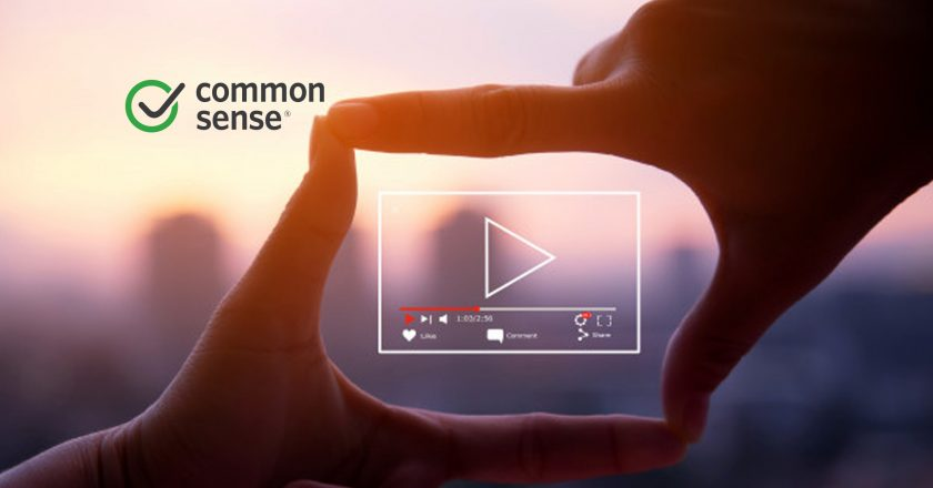 The Common Sense Census: Media Use by Tweens and Teens: New Research Finds YouTube Videos Beat Out TV and Video Games as Entertainment of Choice for Tweens and Teens