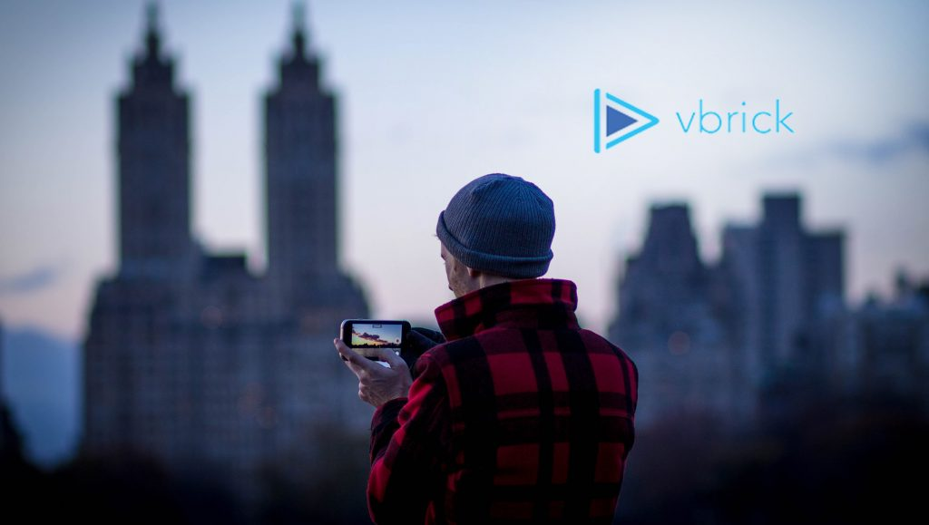 Vbrick Announces Its Next-Generation Video AI Solution - Rev IQ Leverages AI to Unlock the Value Trapped in an Enterprise's Video Library