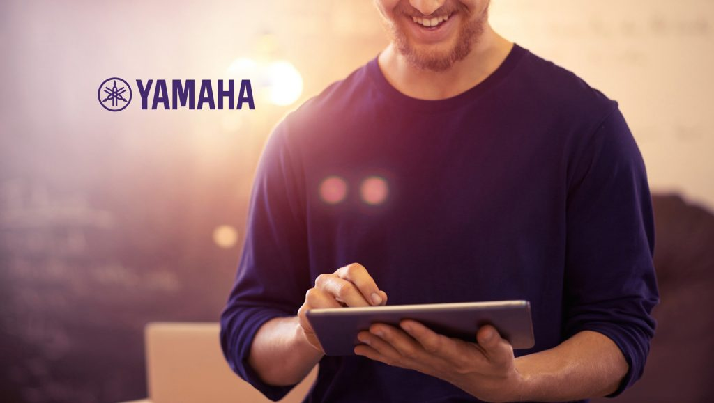 Yamaha YVC-1000 Unified Communications Speakerphone Certified by Zoom
