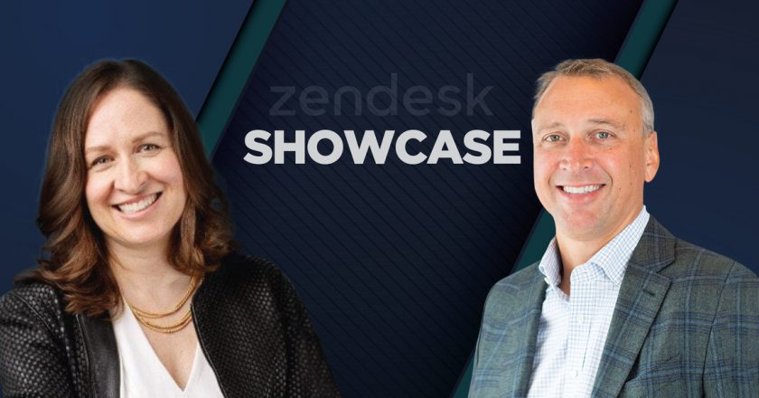 MarTech Interview with Tom Keiser Chief Operating Officer and Elisabeth Zornes, Chief Customer Officer at Zendesk