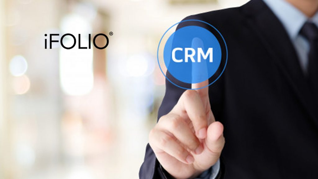 iFOLIO Announces Digital Platform for Sales Enablement that Delights Buyers and Sales Users with SMS and Reverse CRM