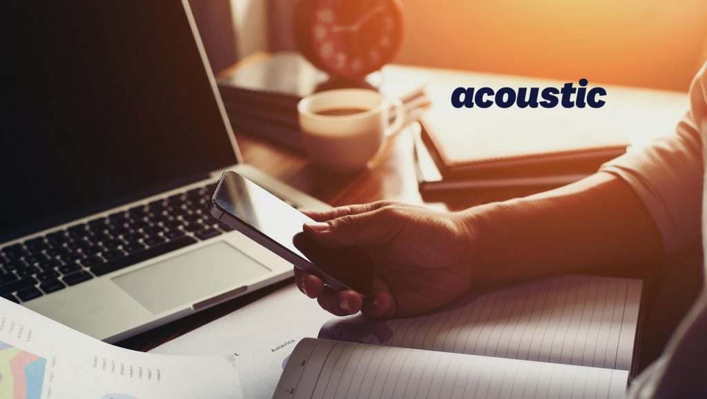 Acoustic Collaborates With GBG to Accelerate Marketing Transformation