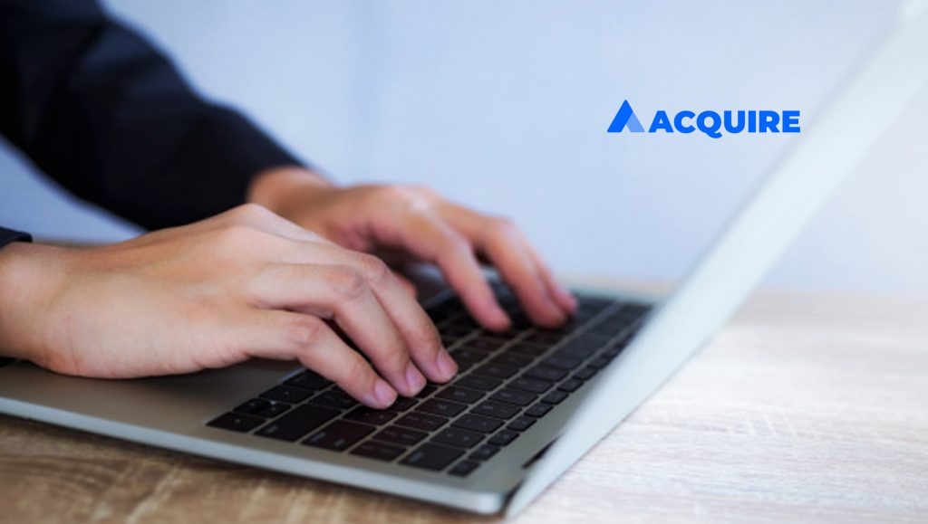 Acquire Raises $5.4 Million Seed to Transform the Rules of Customer Engagement