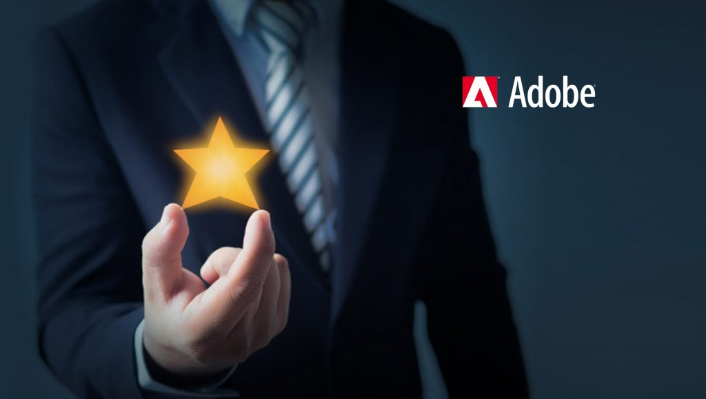 Adobe Leadership in Creativity, Digital Documents and Customer Experience Management Categories Drives Next Era of Growth