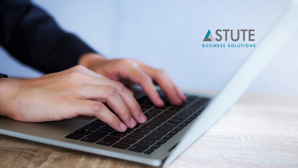Astute Business Solutions Appoints Joe Finlinson as Chief Technology Officer