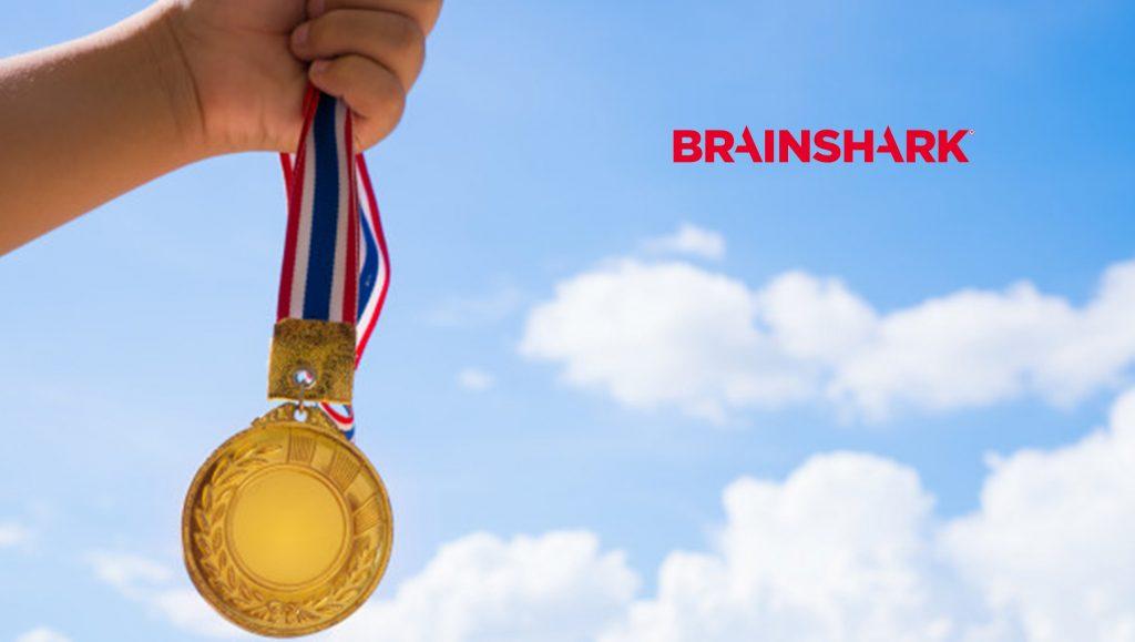 Brainshark Reveals Winners of 2019 Sharkie Awards