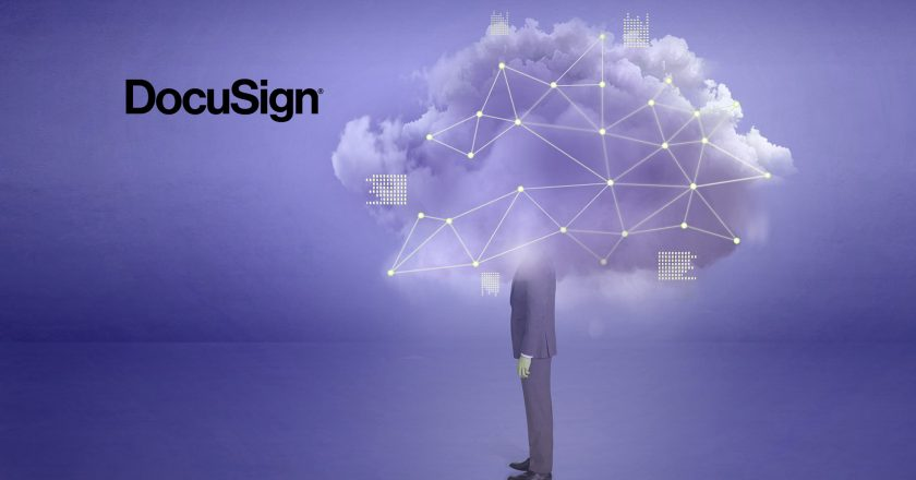 DocuSign extends Agreement Cloud for Salesforce