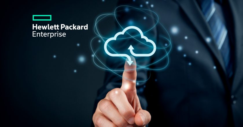 Hewlett Packard Enterprise Advances the Cloud Experience Through Intelligence and Composability