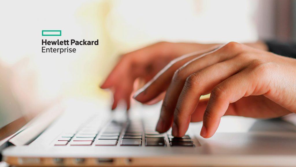 Hewlett Packard Enterprise Introduces AI-Driven Hyperconverged Infrastructure