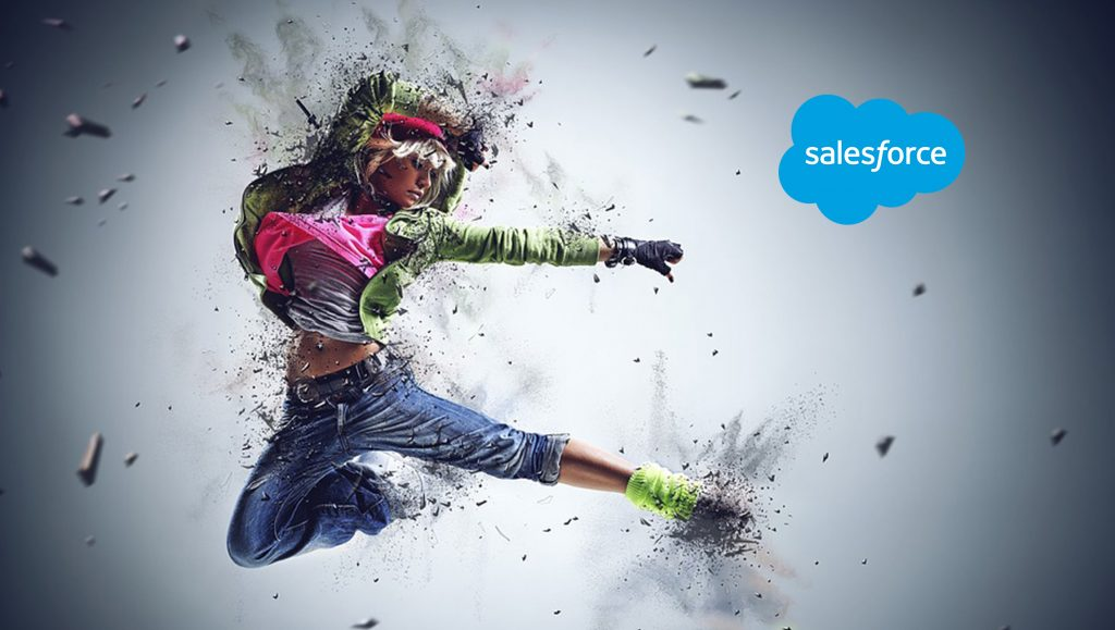 """Hey Einstein""— Salesforce Brings Voice to Every Customer Experience"