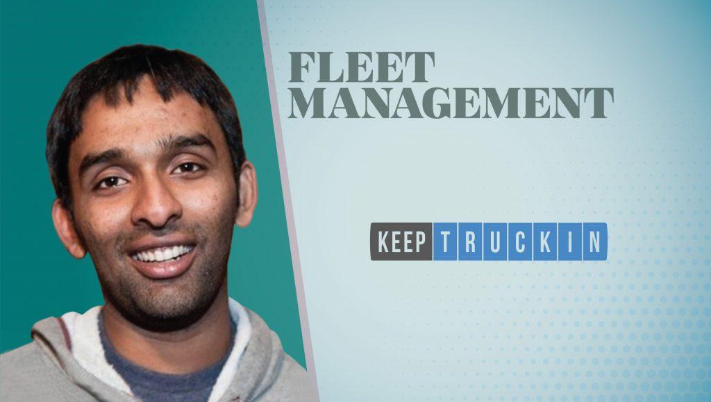 TechBytes with Jairam Ranganathan, VP of Product at KeepTruckin