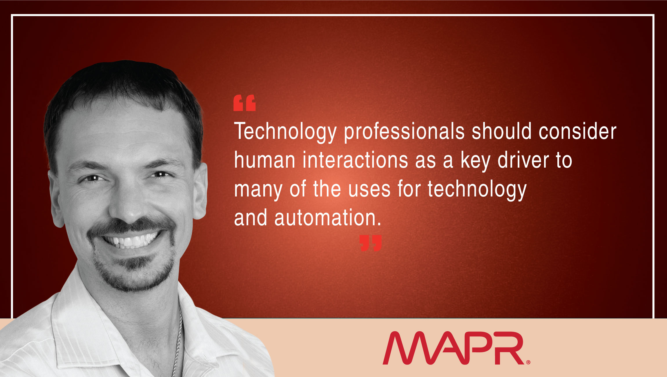 TechBytes with Jim Scott, Director, Enterprise Architecture at MapR