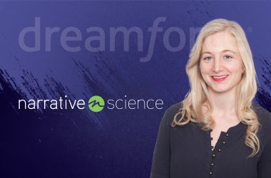Dreamforce Interview with Keelin McDonell, SVP at Narrative Science