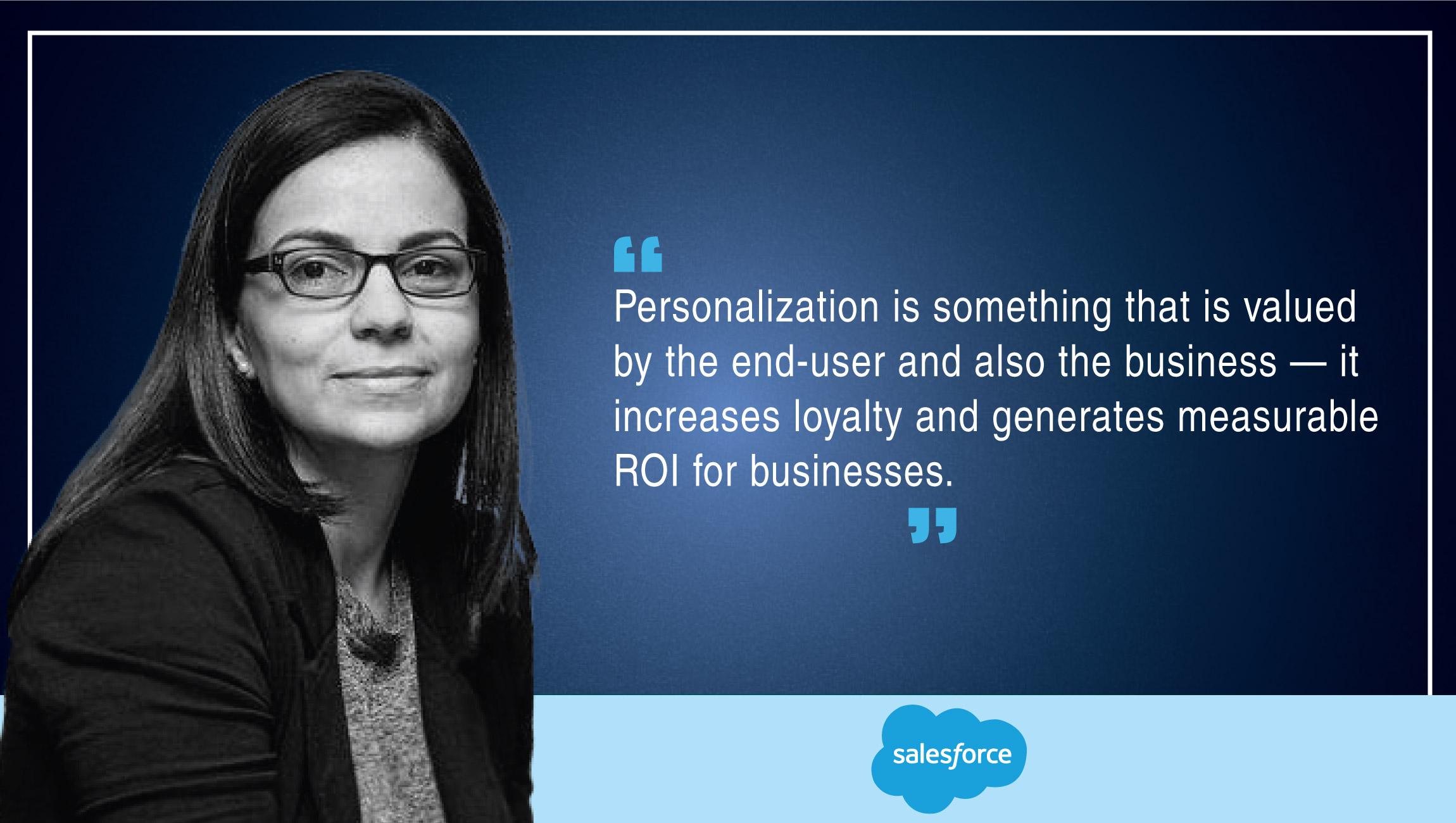 TechBytes with Lidiane Jones, SVP, Product Management at Salesforce Commerce Cloud