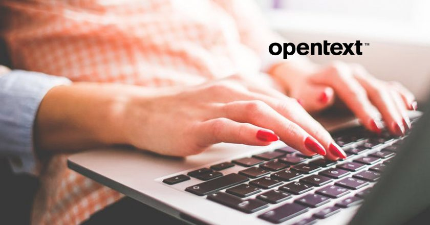 OpenText Delivers a Flexible Path to the Cloud, Enhanced Security and Compliance and Visibility into Supply Chain Risk