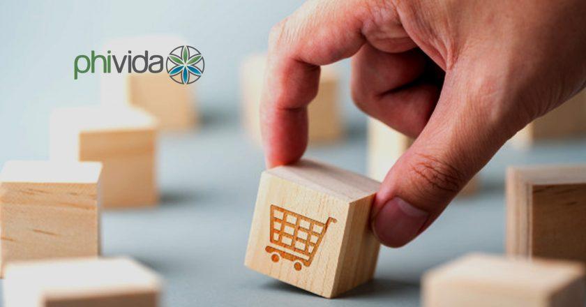 Phivida Holdings Inc. Launches Closed Beta (v2) of Wikala's eCommerce Platform