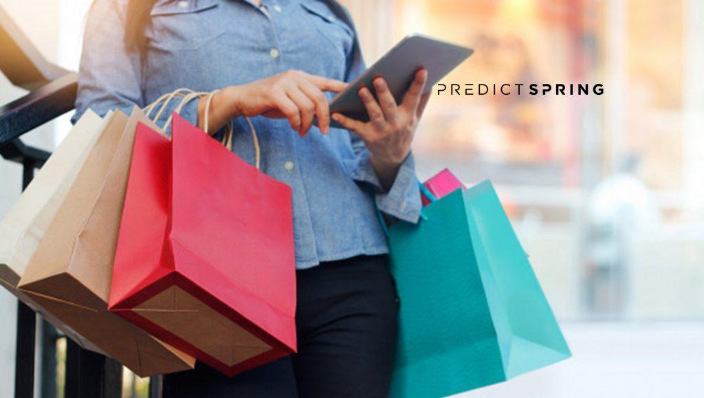 PredictSpring Announces Modern POS for Salesforce Commerce Cloud on Salesforce AppExchange, the World's Leading Enterprise Cloud Marketplace
