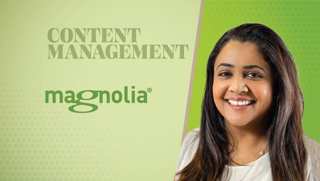 TechBytes with Priya Patel Dockerty, Marketing Director UKI and Nordics at Magnolia