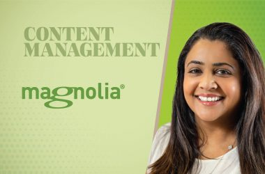 TechBytes with Priya Patel Dockerty, Marketing Director UKI and Nordics at Magnolia