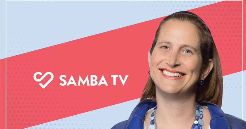 MarTech Interview with Randi Barshack, CMO at Samba TV