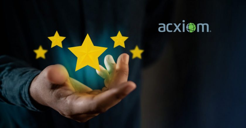 Acxiom Announces Three New Products Designed to Help Marketers Deliver Better Customer Experiences