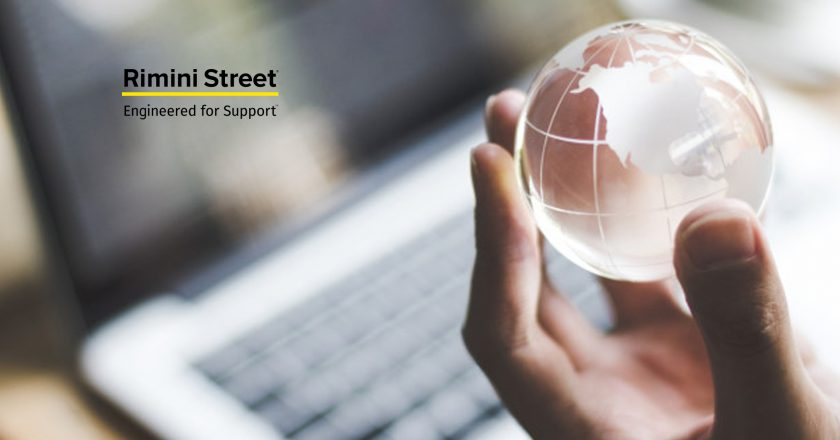 Rimini Street Announces Global Availability of Application Management Services for Oracle Database and Applications