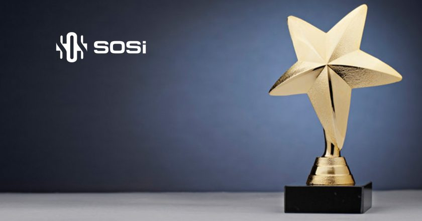 "SOSi Leader Wins ""Marketing Executive of the Year"" Award"