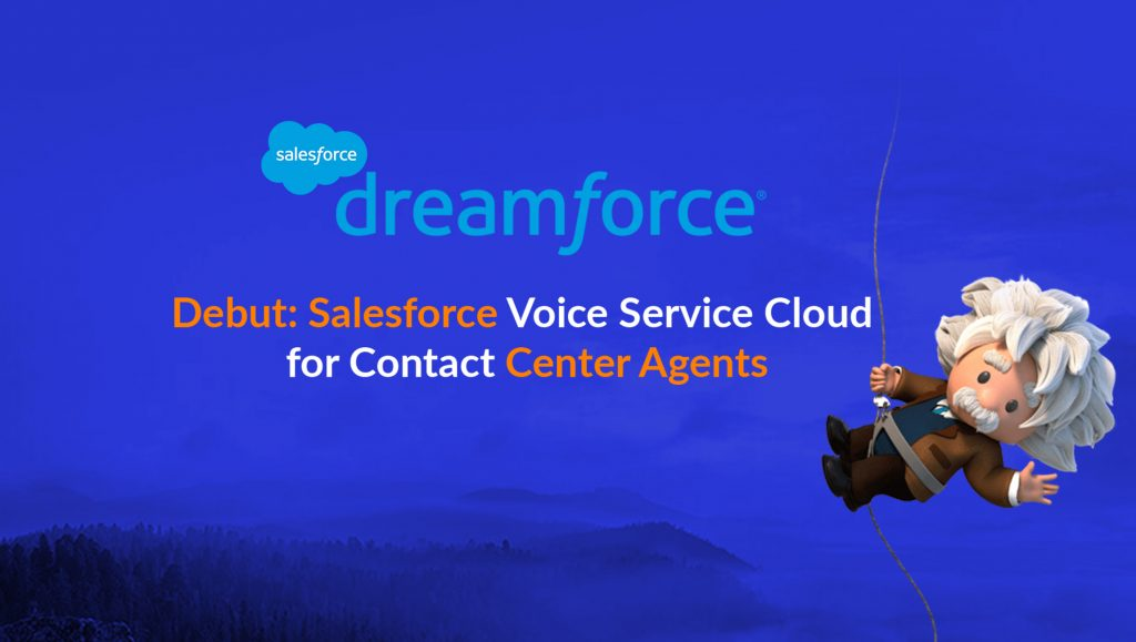 CMOs Asked for Voice Call Integration with CRM. Salesforce Delivers It with a Touch of AI.