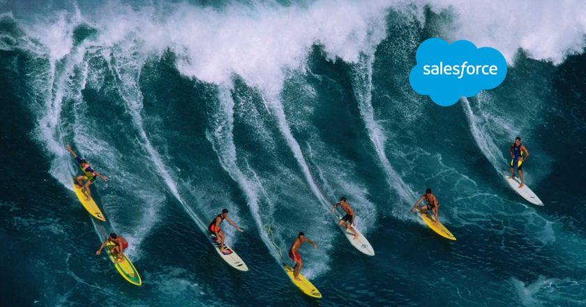 Salesforce and Amazon Web Services (AWS) Expand Global Strategic Partnership