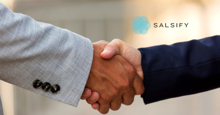Salsify and The Scan Group Establish Partnership to Deliver Winning Digital Shelf Experiences for Global Brands
