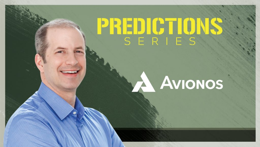 Prediction Series 2019: Interview with Scott Webb, CEO at Avionos