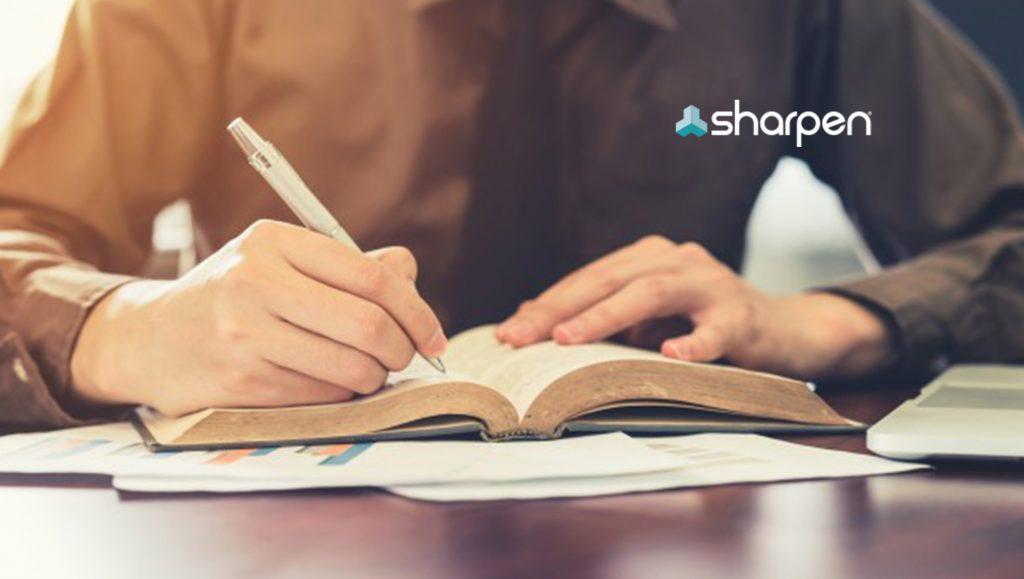 Sharpen Launches Consultant Liaison Program