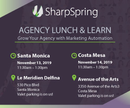Sharpspring-Agency-Lunch-losangeles