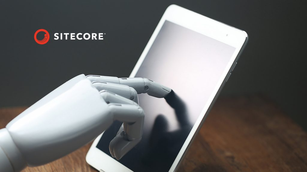 Sitecore Unlocks the Power of AI to Automate Personalization at Scale