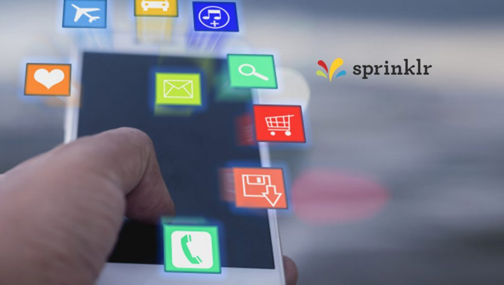 Sprinklr Launches Live Chat for Fast, Personalized Customer Support