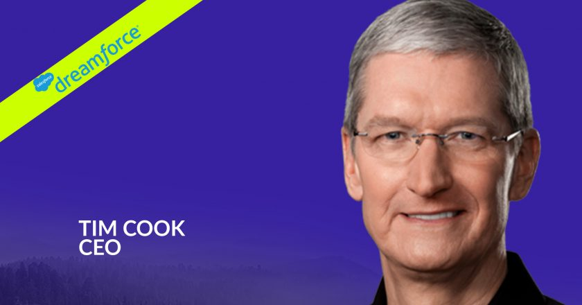 ICYMI: 5 Key Takeaways from Marc Benioff's Chat with Apple CEO Tim Cook