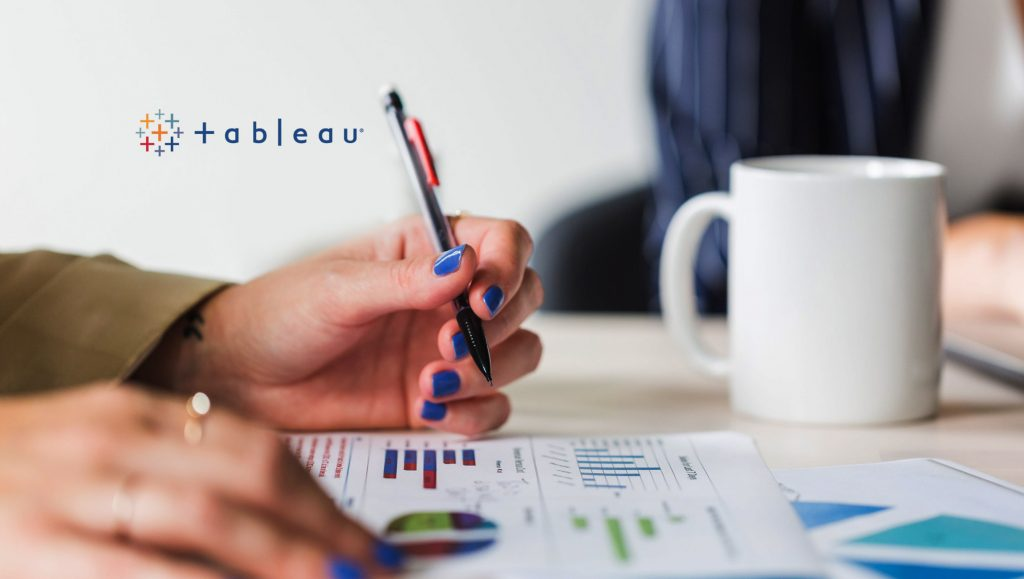 Tableau Expands Relationship with Amazon Web Services, Launches Modern Cloud Analytics Program to Accelerate Customers' Cloud Analytics Journey