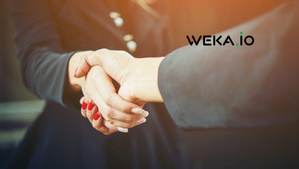 WekaIO Unveils WIN, a Global Partner Program