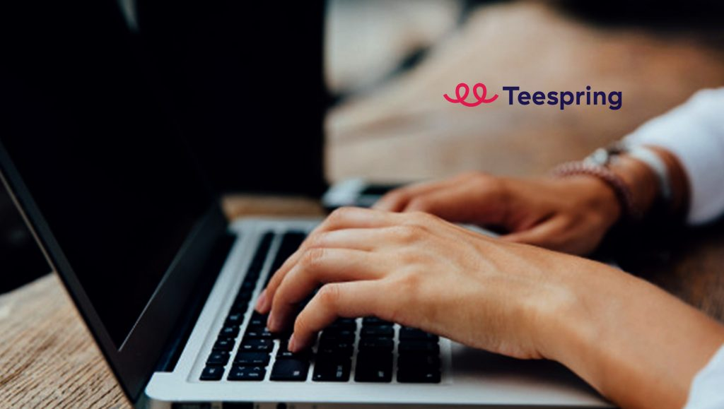 Branded Stores with integrated Instagram Checkout lands top creators for Teespring