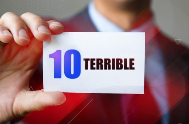 10 Terrible Ways to Start a Presentation