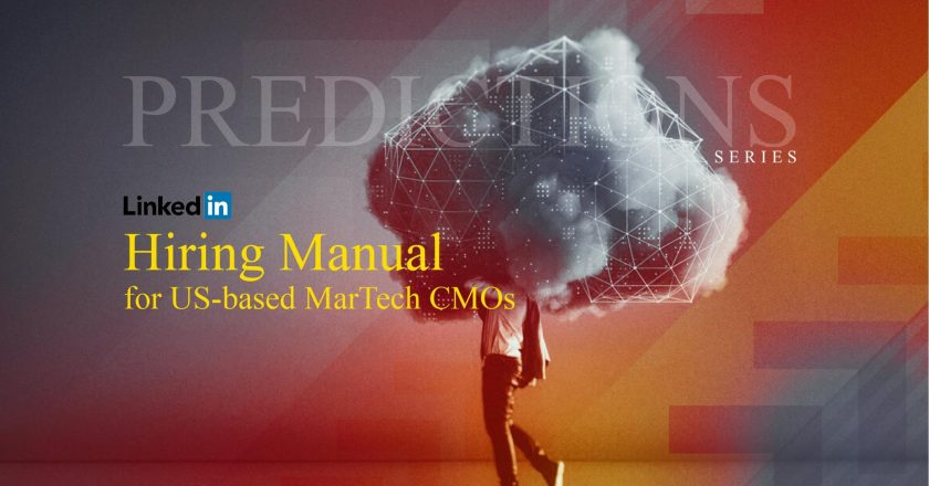 5 Revelations from LinkedIn 2020 Emerging Jobs Report that Should Excite a MarTech CMO