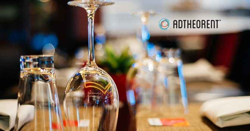 AdTheorent's Dining Trends Report Examines Role of Mobile in the Dining Journey, Visitation Drivers as well as Payment, Menu and AI Trends