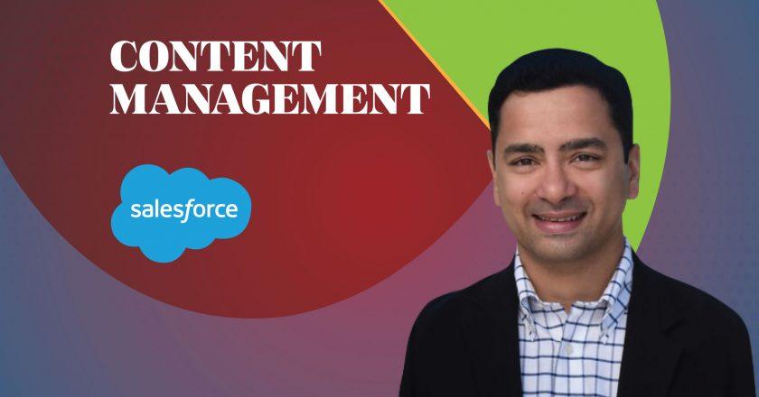 TechBytes with Adi Kuruganti, GM, Community Cloud and SVP, Products B2B Commerce at Salesforce