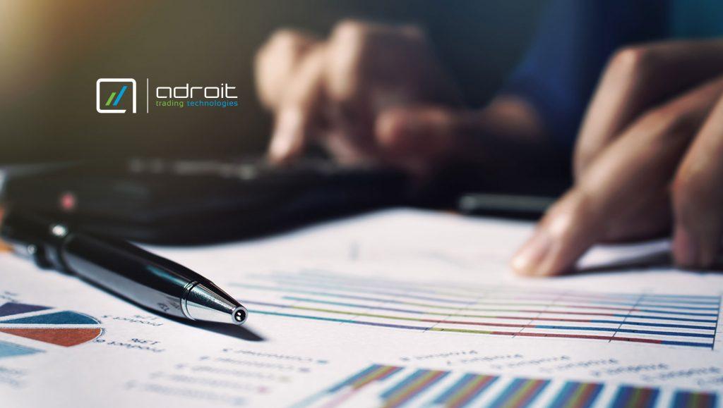 Adroit Trading Technologies Taps Industry Veteran Bob Kubala to Lead Sales and Marketing Efforts