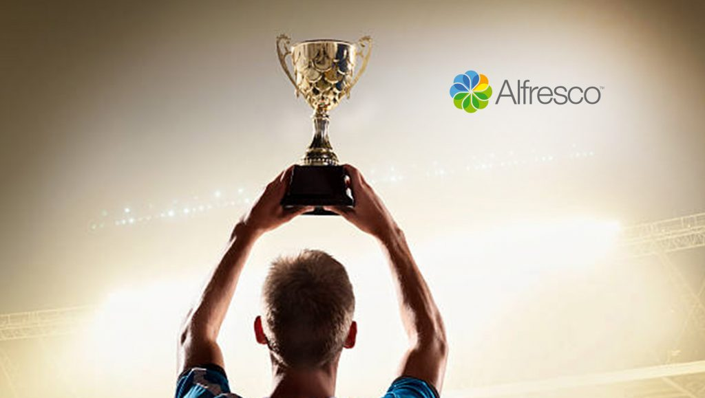Alfresco Wins 2019 Aragon Research Innovation Award for Content Management
