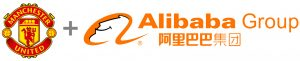 Manchester United + Alibaba Group